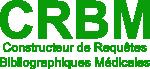 Logo Constructeur de Requêtes Bibliographiques Médicales