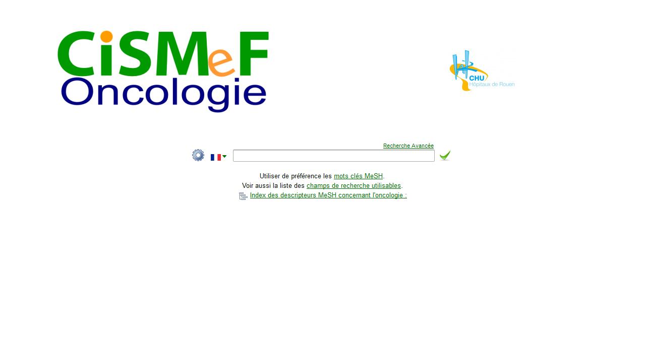 CISMeF - Oncologie